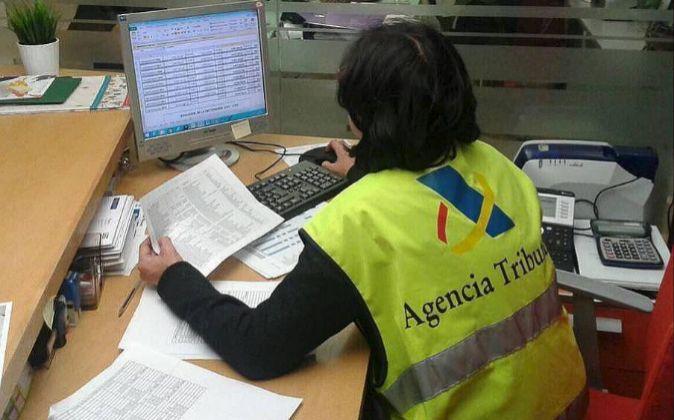 Agentes Agencia Tributaria