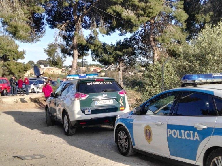 Godella busqueda nilños desaparecidos