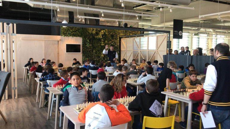 La cafetería de Ikea Valencia fue el escenario del torneo una vez más.