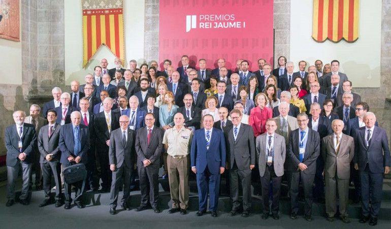 Reunión Jurados Premios Jaume I