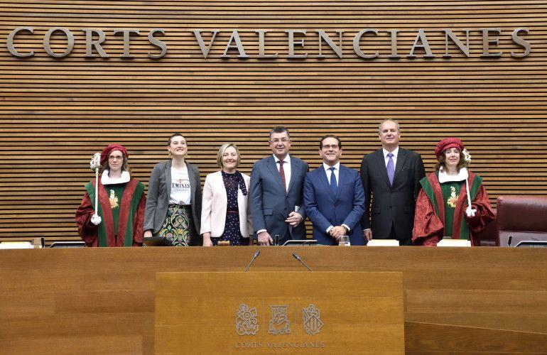nueva mesa corts valencianes
