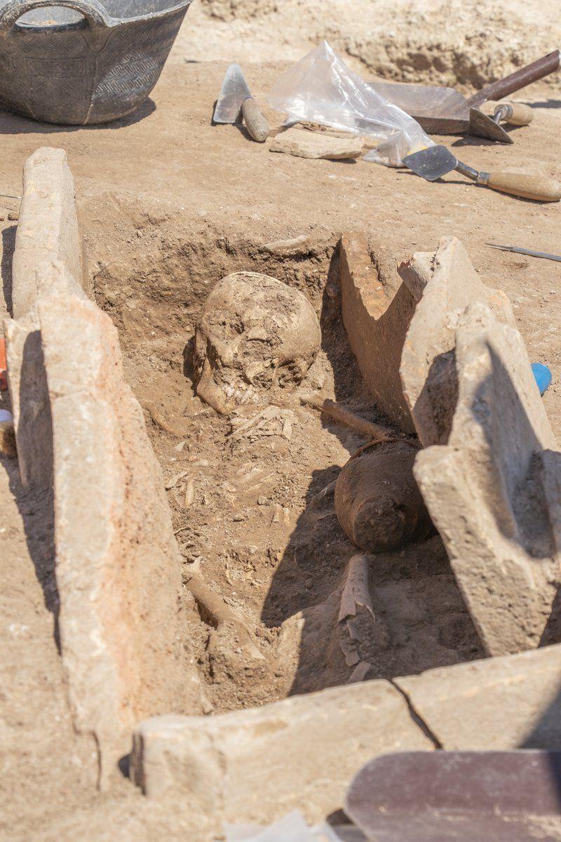 Lliria yacimiento romano
