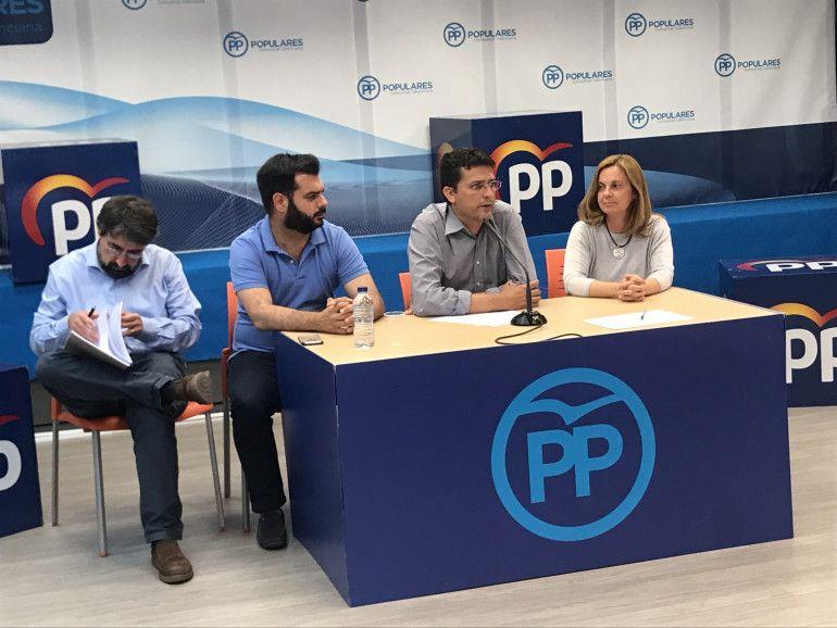 gestora PP provincia de Valencia