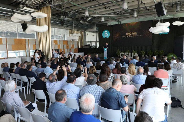 El rector de la UA proyecta abrir un nuevo campus en Dénia