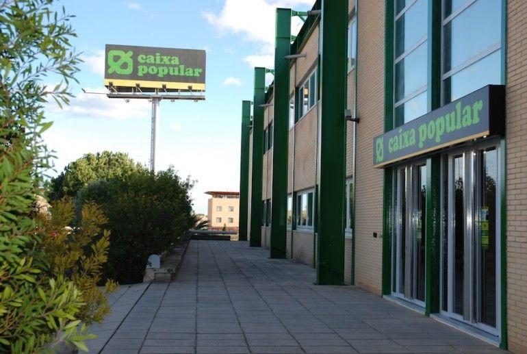 Caixa Popular oficinas centrales
