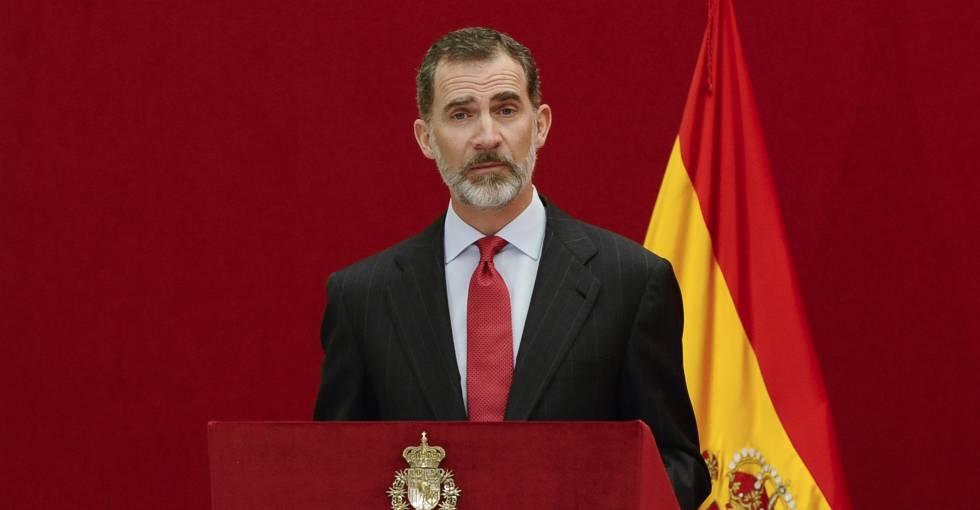 Rey Felipe VI visita