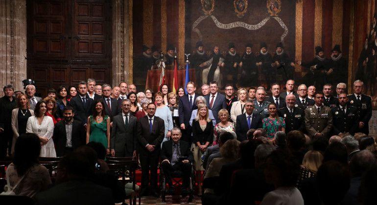 premios 9 Octubre Generalitat 2019