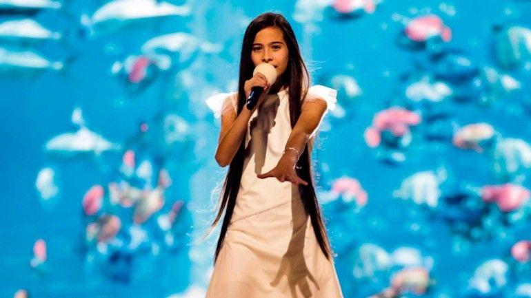Melani Eurovision Junior