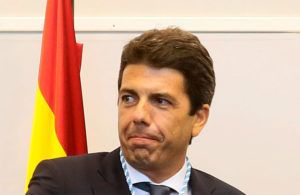 Carlos Mazón, Presidente de la Diputación de Alicante