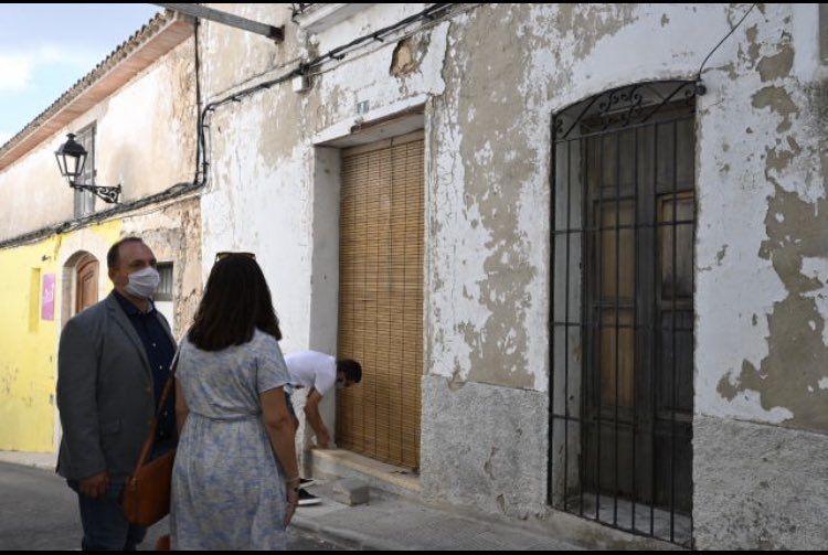 Martínez Dalmau Parcent casa escritor Gabriel Miró
