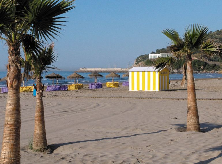 Oropesa playa