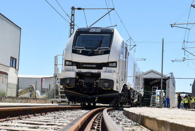 stadler tren Valencia