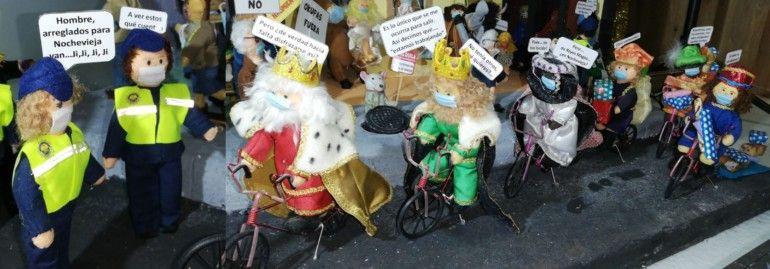 Caravana de los Reyes Magos
