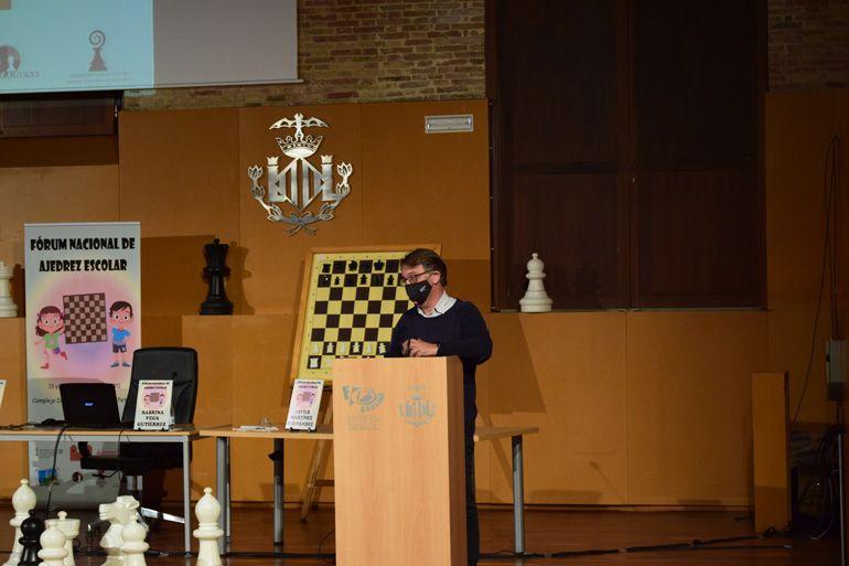 Josep Miquel Moya (Director General del Deporte)